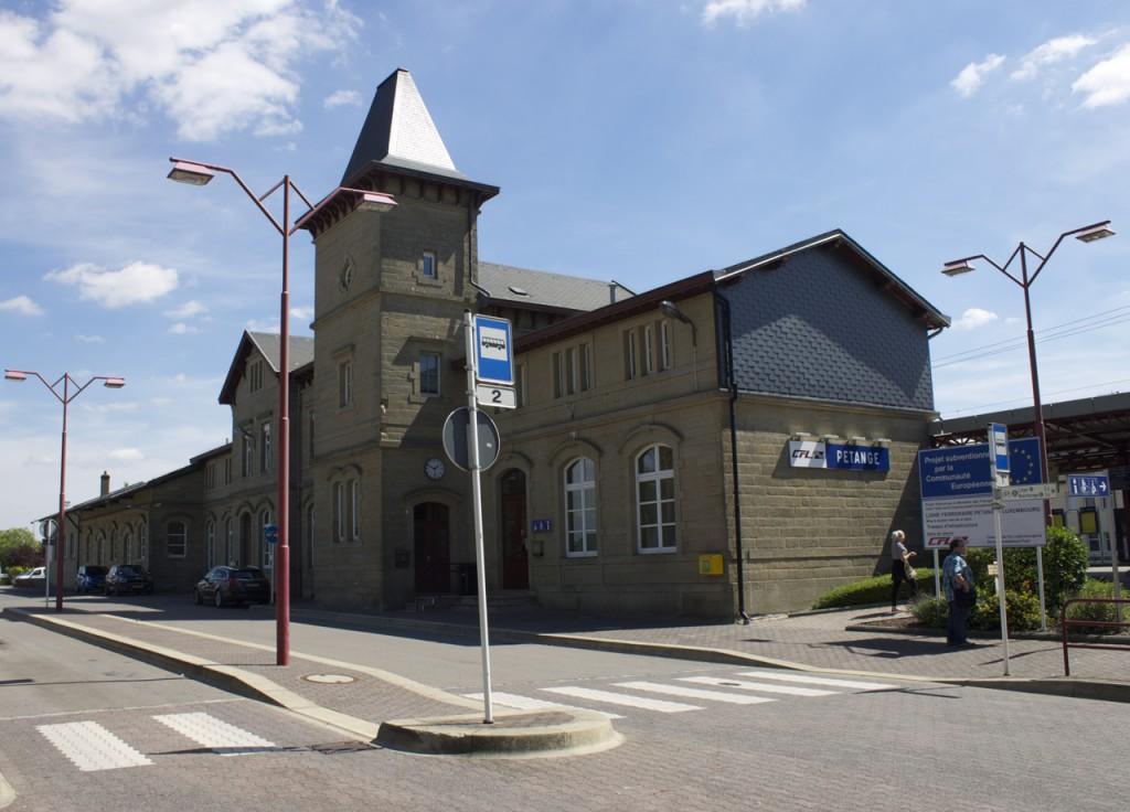 Bahnhof Pétange