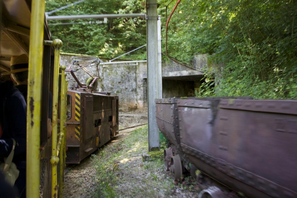 Tunneleinfahrt bei Doihl