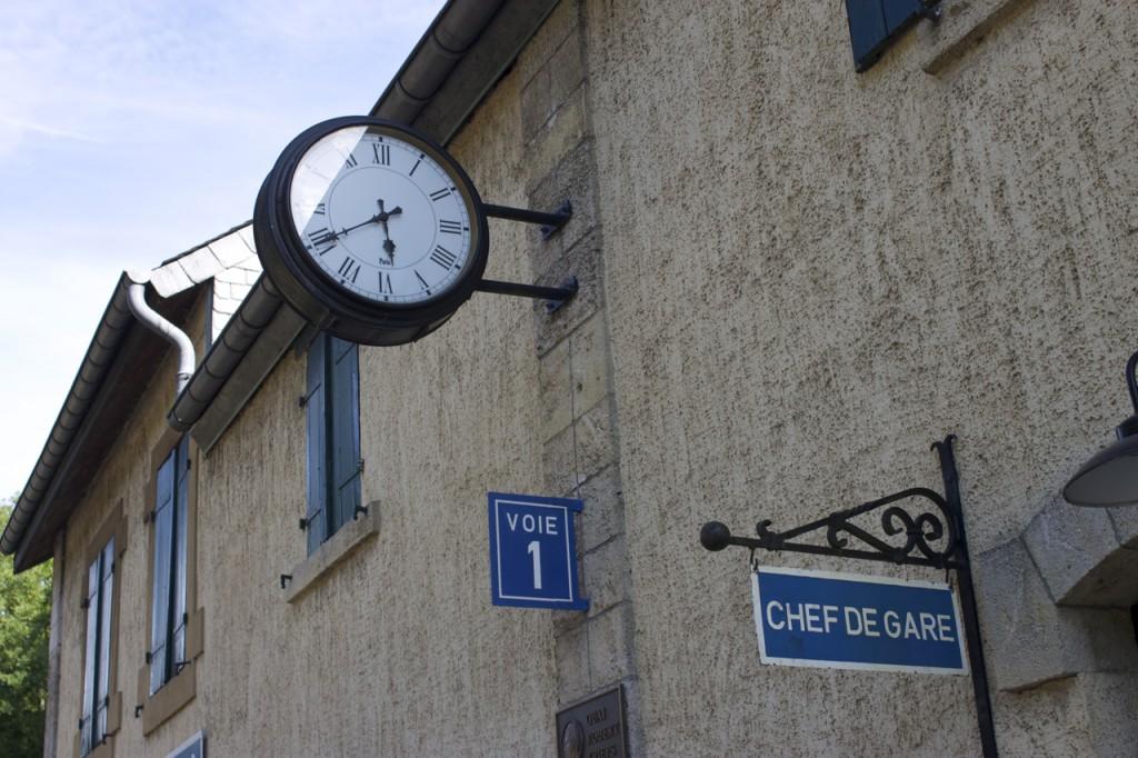 Bahnhofsgebäude Fond-de-Gras