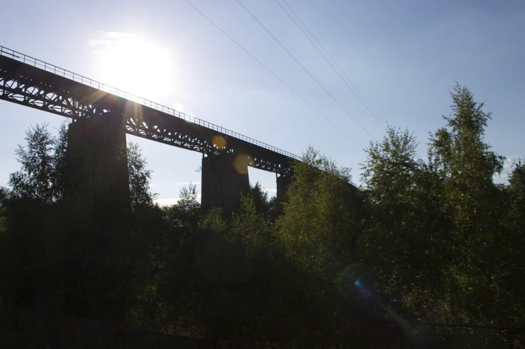 Brücke in Audun-le-Tiche
