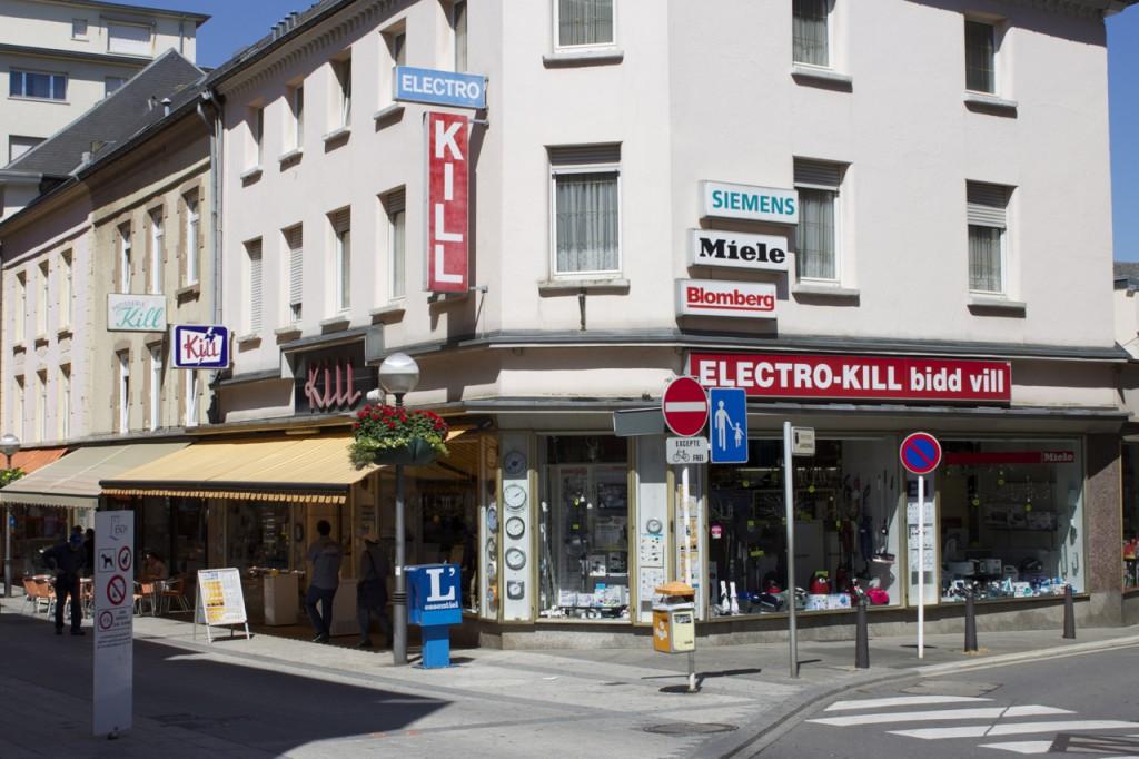 Geschäft in Esch-sur-Alzette