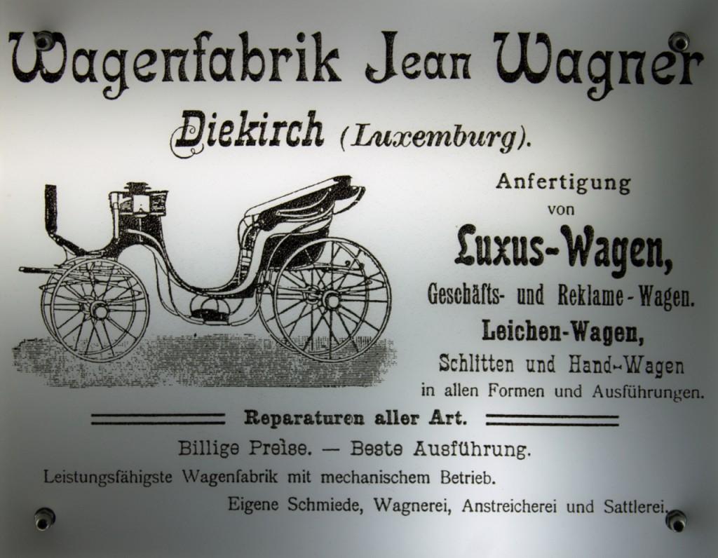 Wagenfabrik Wagner