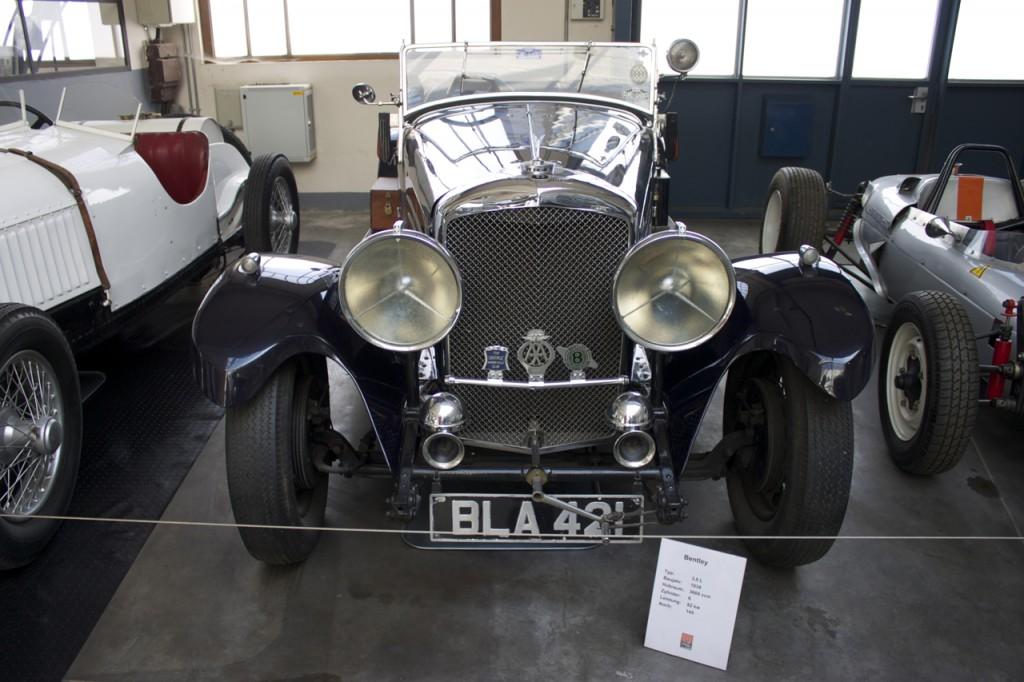 Auto im Fahrzeugmuseum Diekirch