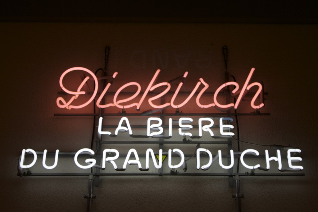 Diekirch - La Bière du Grand Duche