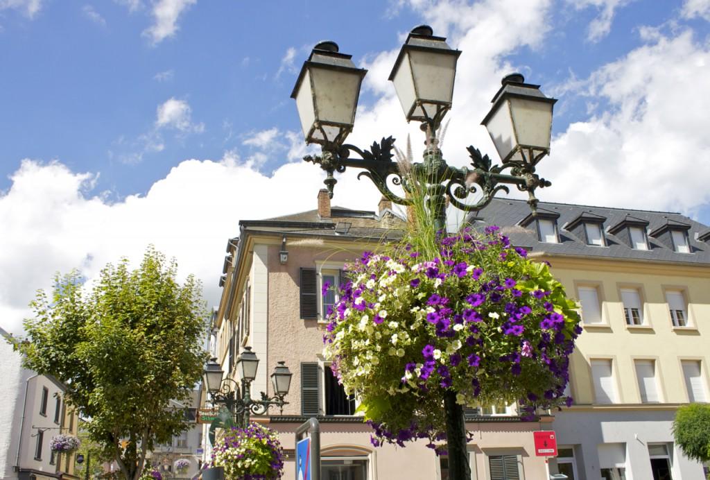 Stadtbild in Diekirch