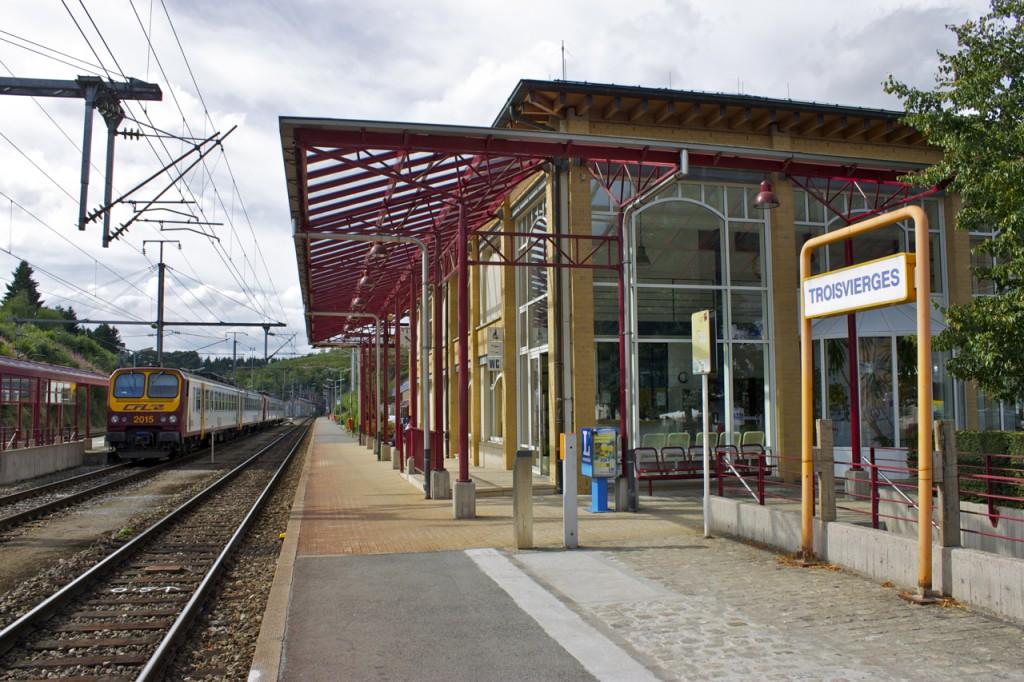 Bahnhof Troisvierges