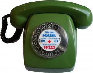 Das grüne Telefon