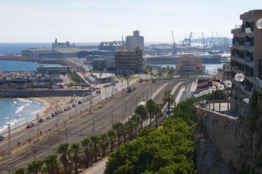 Bahnhof Tarragona