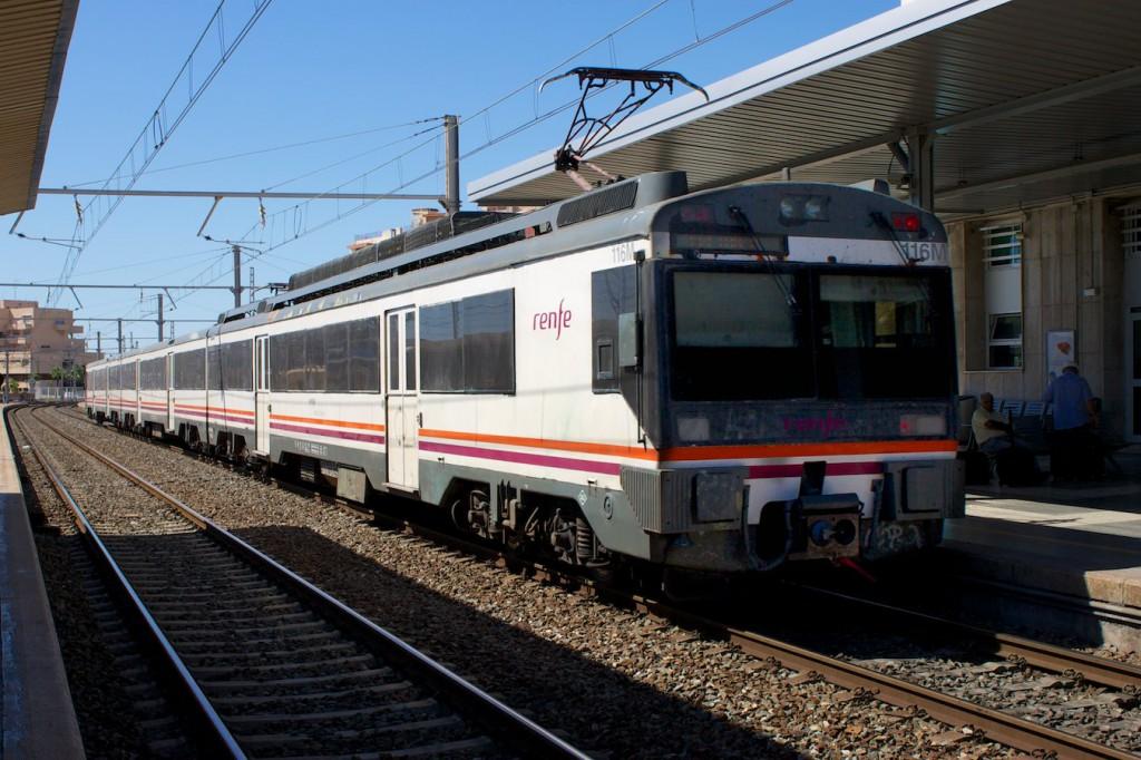 RENFE Baureihe 470 in Tarragona
