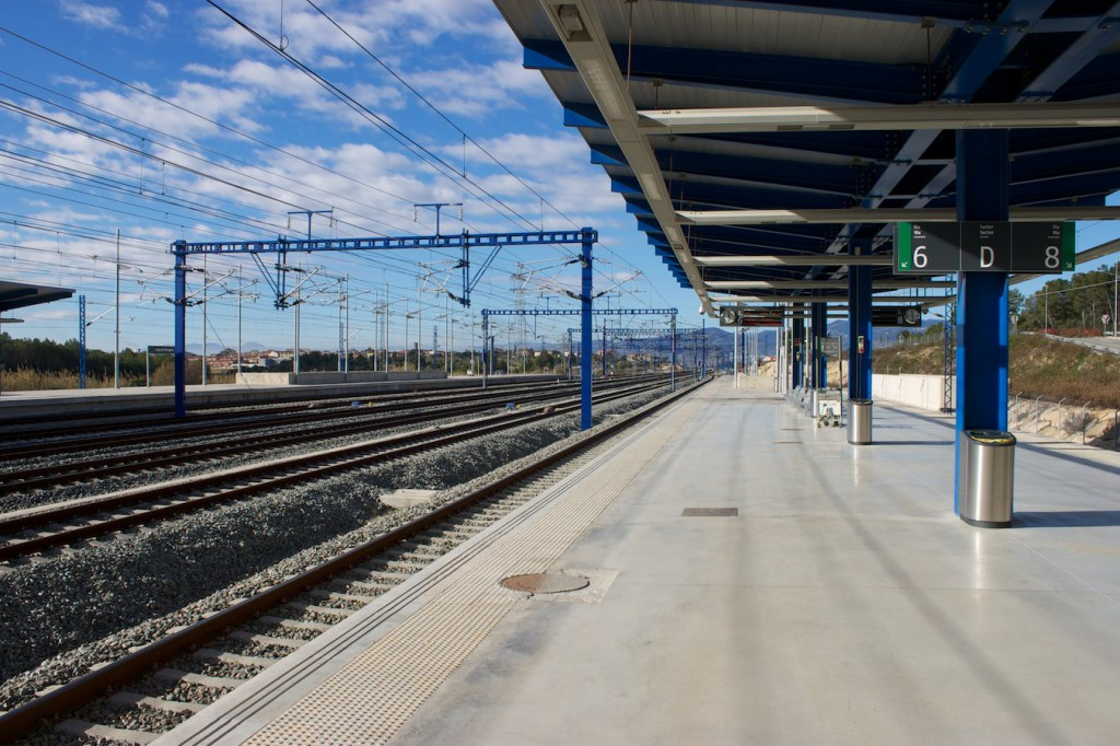 Bahnhof Camp de Tarragona