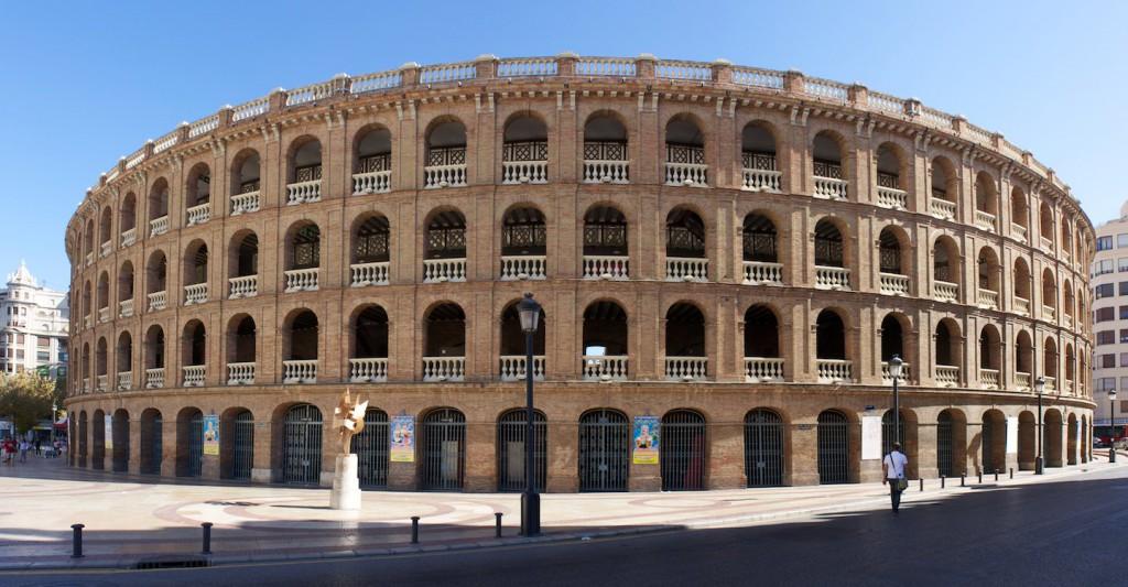 Plaza de Toros in València