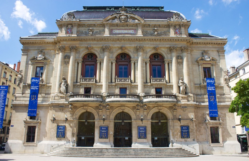 Theater am Place des Célestins