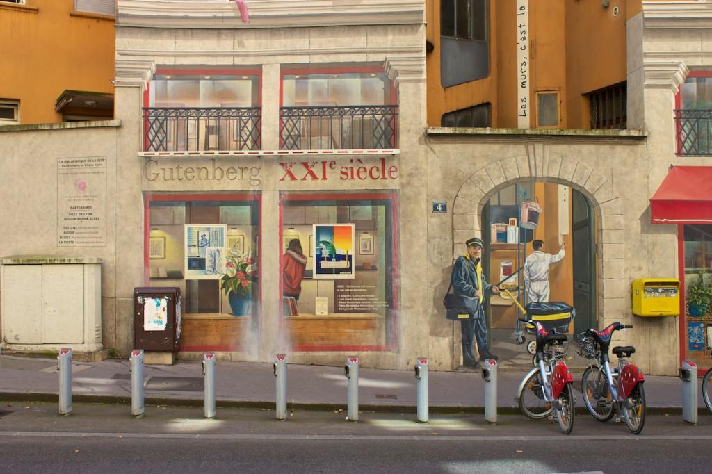 La Bibliothèque de la Cité – Gutenberg im 21. Jahrhundert