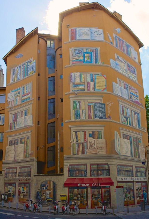La Bibliothèque de la Cité – Gesamtansicht