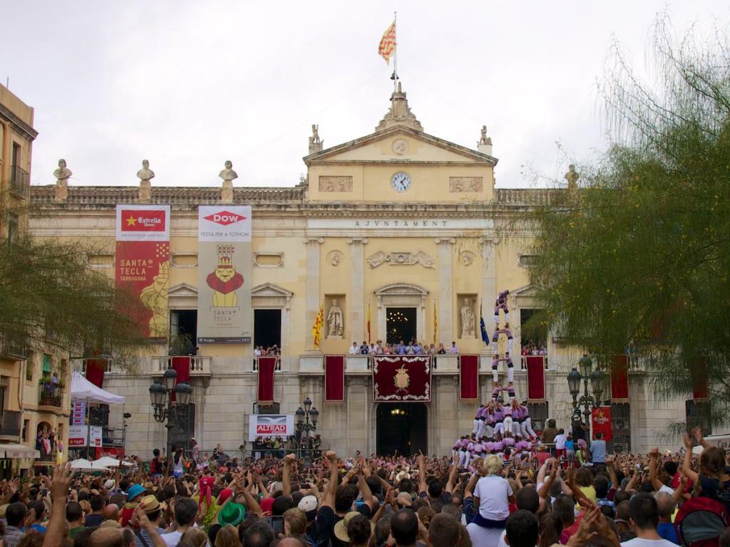2de9fm der Colla Jove de Tarragona