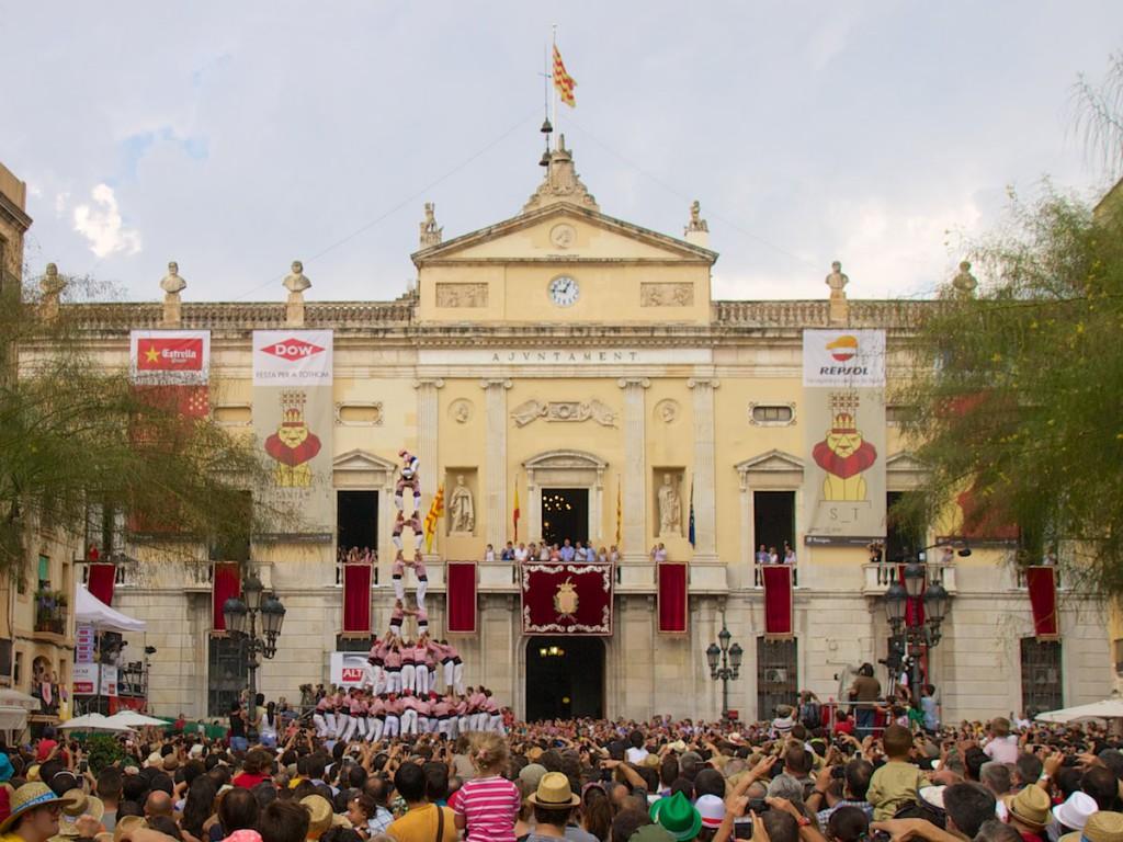 2de9fm der Xiquets de Tarragona