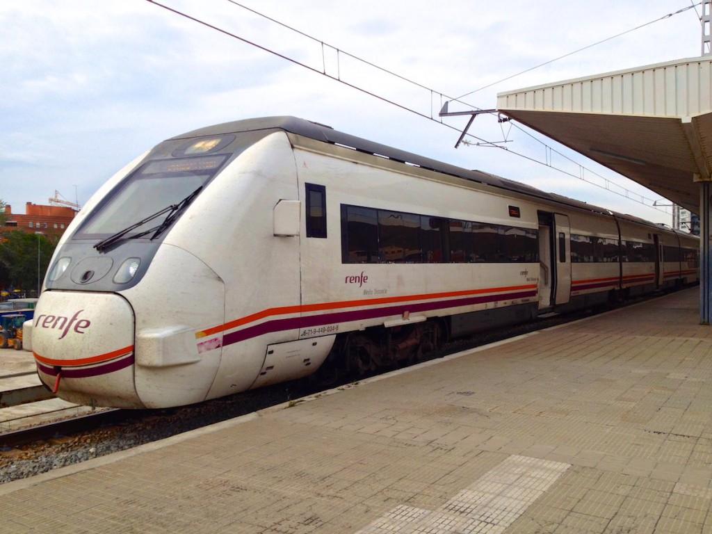 RENFE Baureihe 449 in Girona