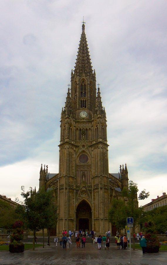 Kathedrale Buen Pastor in Donostia-San Sebastián