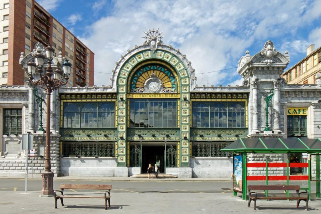 Bahnhof Bilbao Concordia