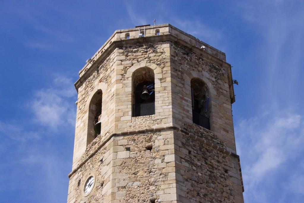 Glockenturm von Santa Maria