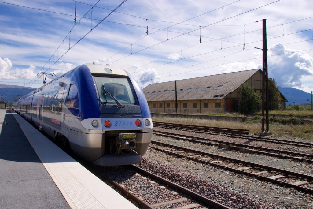 Triebwagen der Serie Z 27500 der SNCF