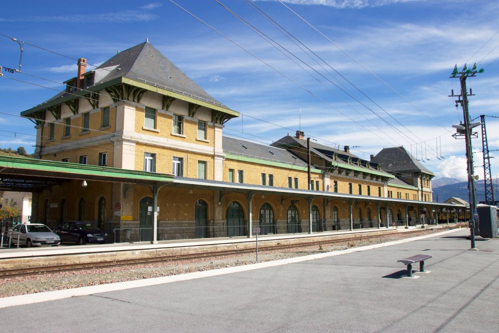 Bahnhof La Tour de Carol-Enveitg