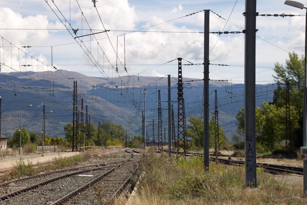 Ausfahrt nach Puigcerdà