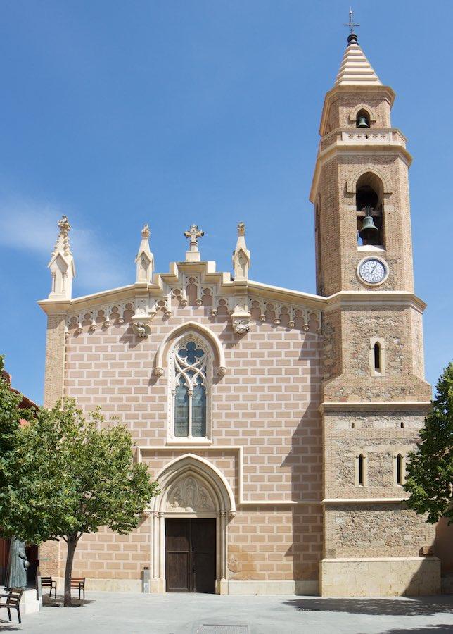 Kirche Santa Maria in Cambrils