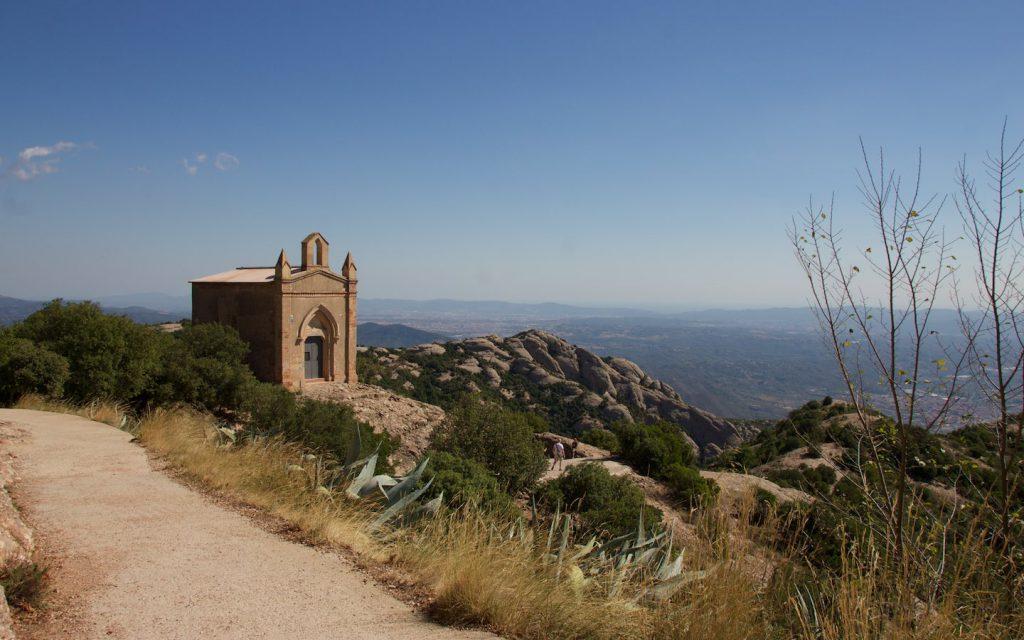 Auf dem Montserrat