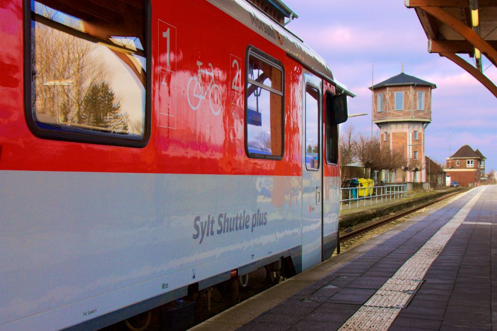 Sylt Shuttle plus in Niebüll