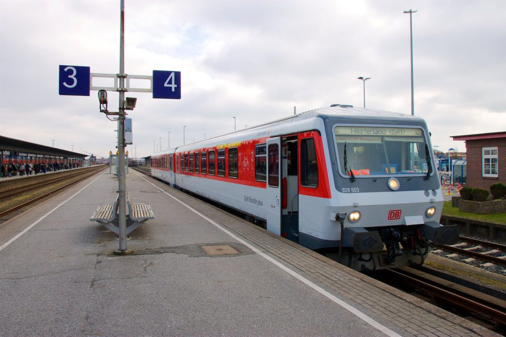 Sylt Shuttle plus in Westerland