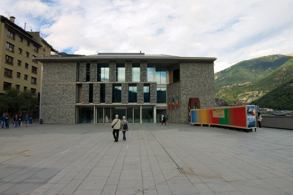Parlament von Andorra