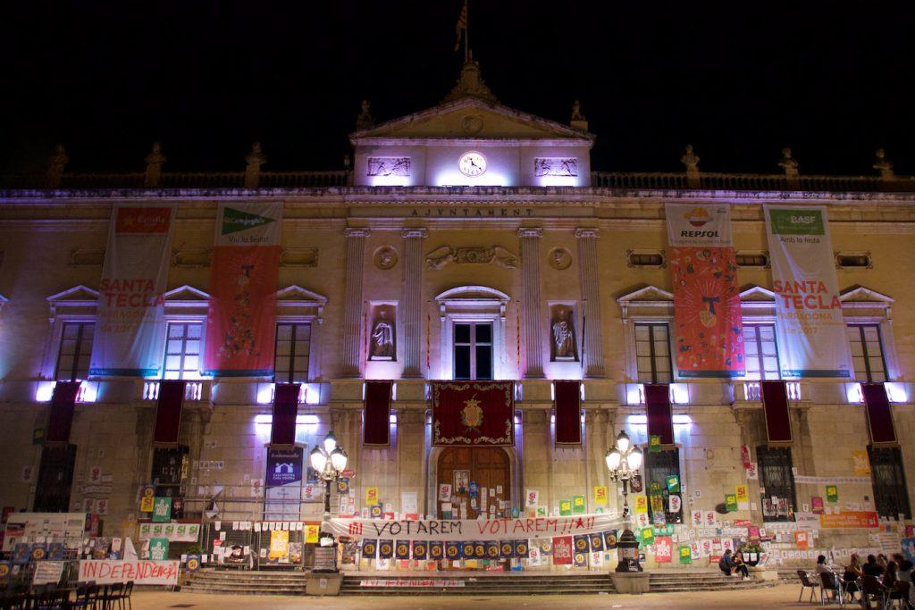 Rathaus von Tarragona
