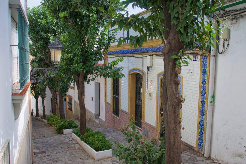 In Algeciras
