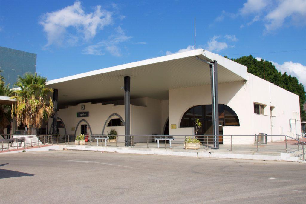 Neuer Bahnhof Algeciras