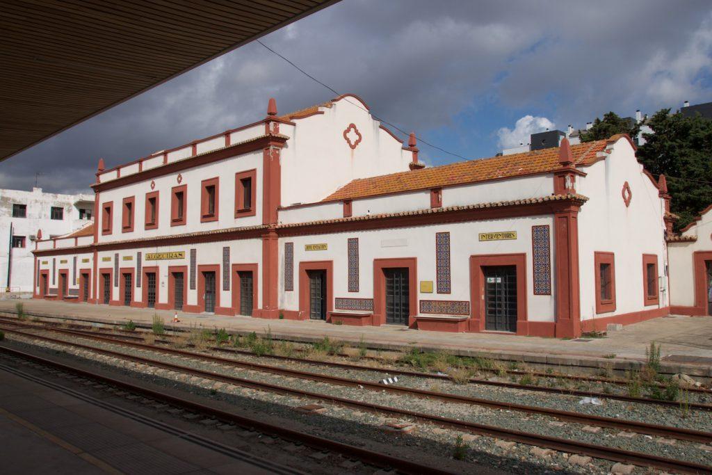 Alter Bahnhof Algeciras