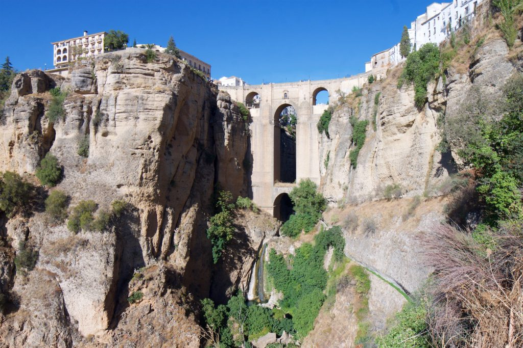 Neue Brücke in Ronda